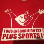 tous ensemble on est plus sports