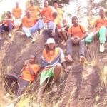 au sommet de mpungwe