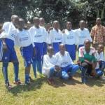 équipe féminine école A