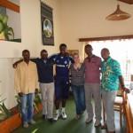une équipe interculturelle pour le sport2