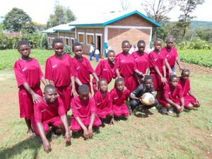 Filles joueuses Inst Irambo
