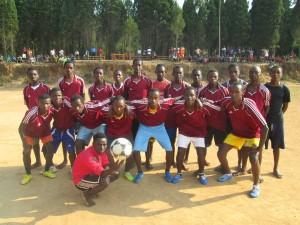 équipe foot Burundi