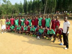photos d'équipes Burundi