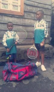 petits tennismans