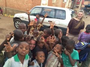 les enfants handicapés d'Heri kwetu